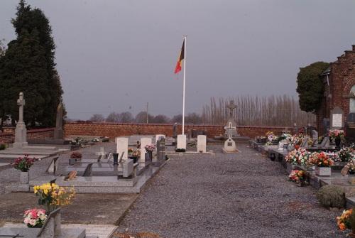 Oorlogsgraven van het Gemenebest Blaugies