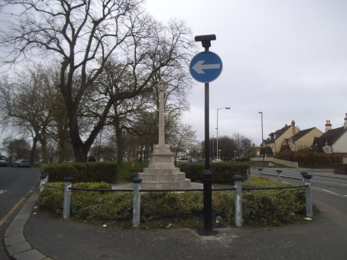 War Memorial Woodside