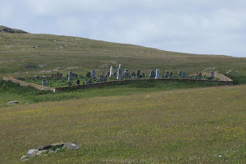 Commonwealth War Graves Berneray Burial Ground