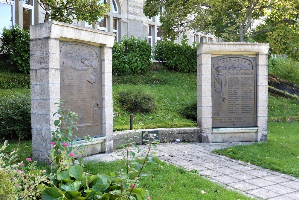 Memorial Former Students of the Royal Atheneum