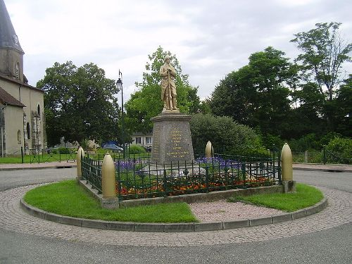 Oorlogsmonument Abrest