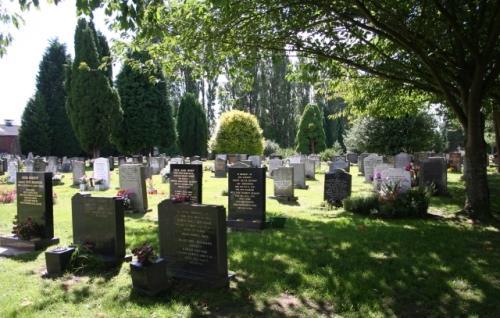 Oorlogsgraven van het Gemenebest St John's Cemetery