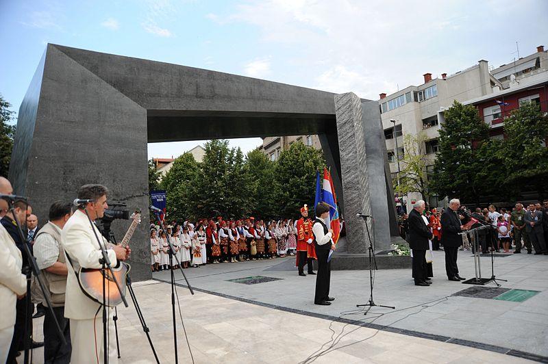 Monument Onafhankelijkheidsoorlog Knin