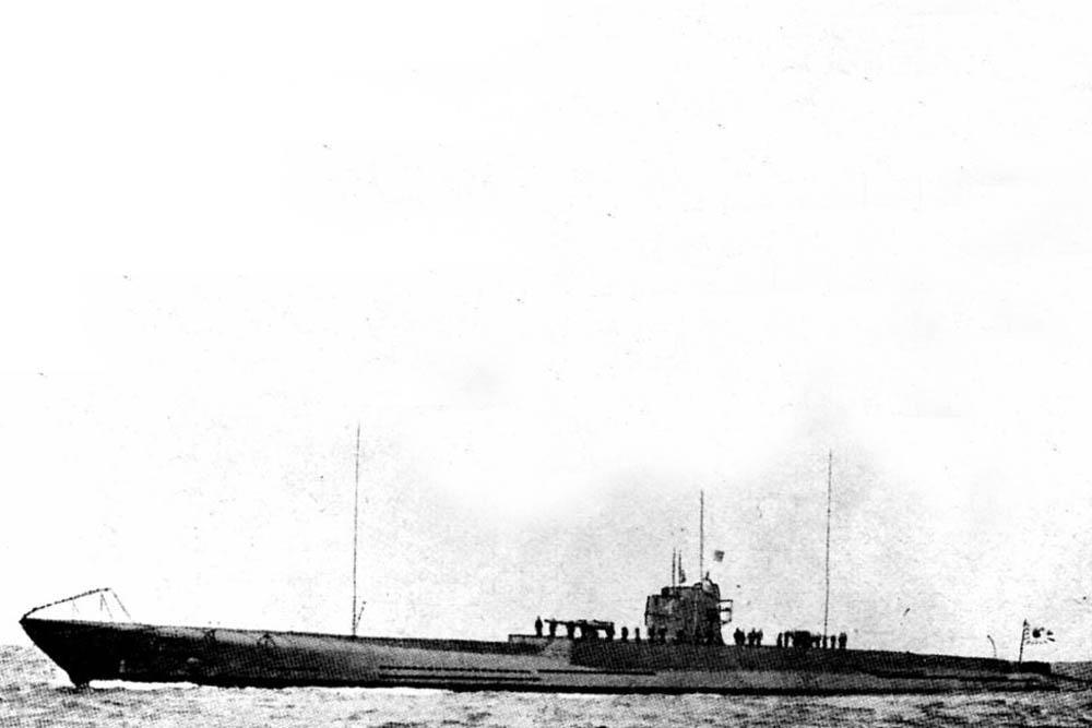 Shipwreck HIJMS I-2