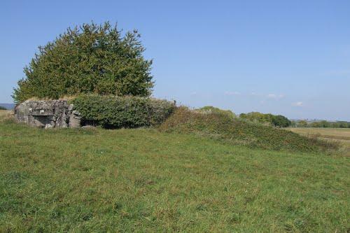 Maginot Line - Casemate