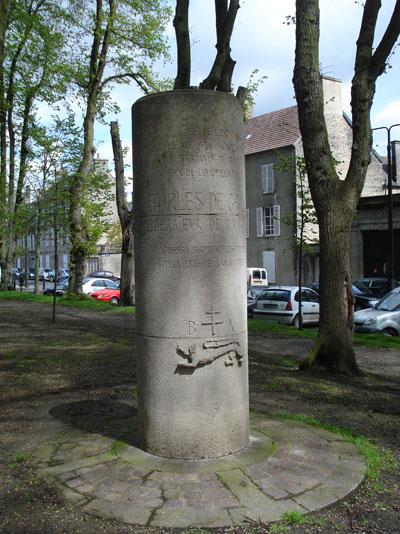 Monument Place Général de Gaulle