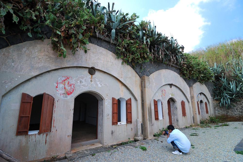 Ma Gong Dashan Fort