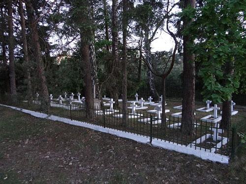 Poolse Oorlogsbegraafplaats Harasiuki