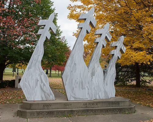 Monument Omgekomen U.S. Militairen