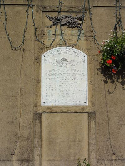 War Memorial Willies