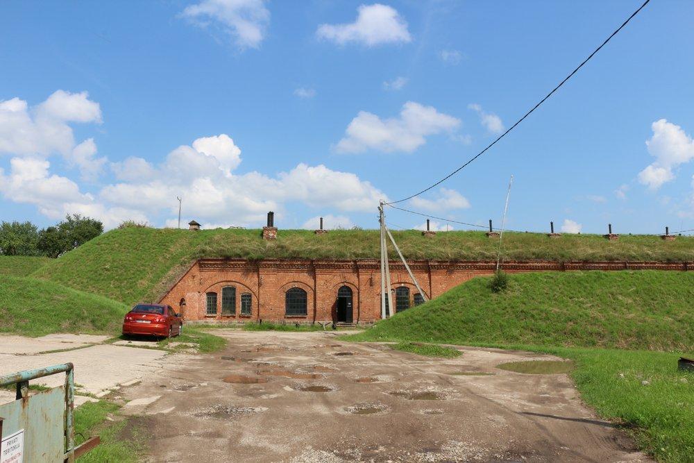 Vesting Kaunas - Fort VII
