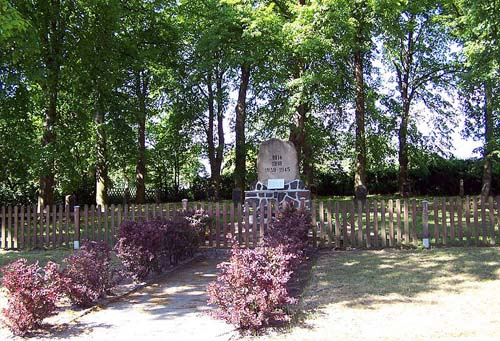 German War Graves Langen