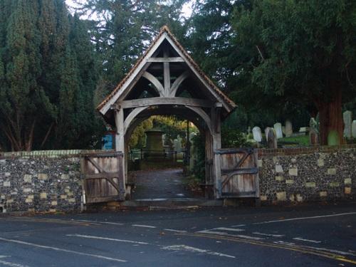 Commonwealth War Graves St. Martin Churchyard