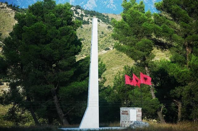 Memorial Inauguration 5th Partizan Brigade