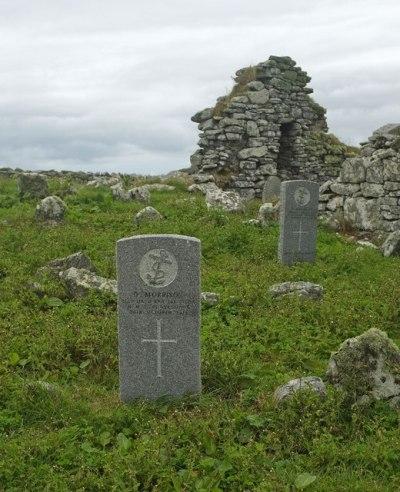 Commonwealth War Graves Bragar Old Churchyard