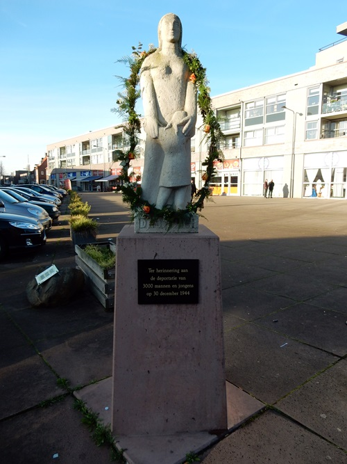 Deportation Memorial Roermond