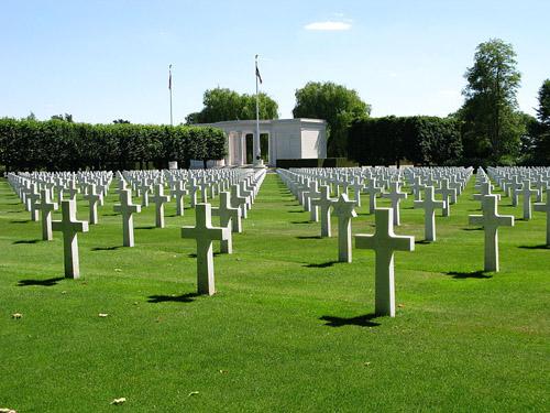 Amerikaanse Oorlogsbegraafplaats St. Mihiel