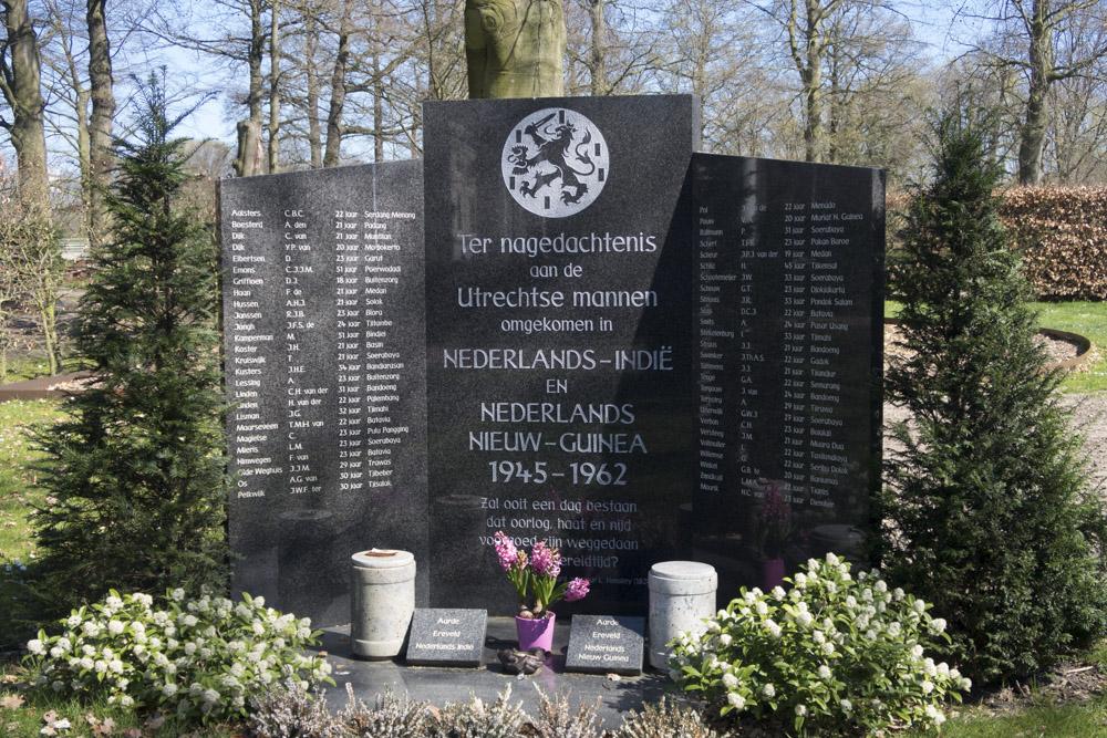 Indië-monument Utrecht