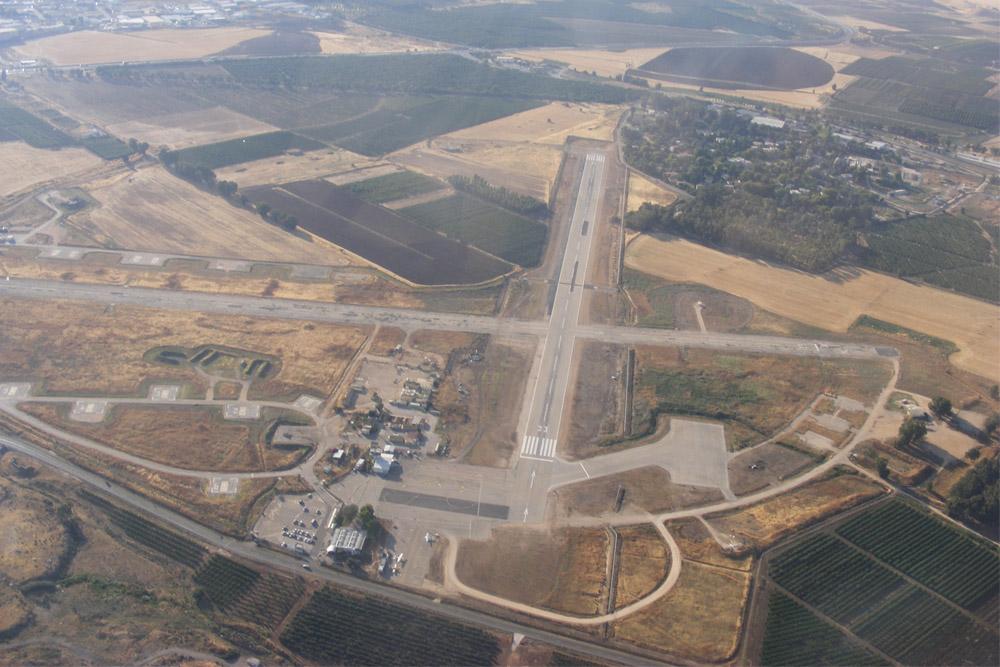 Rosh Pina Airport