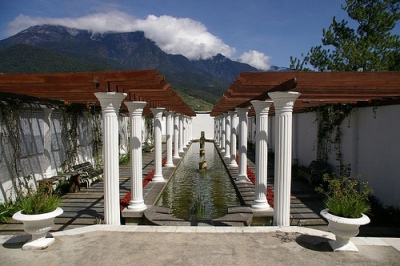 The Kundasang War Memorial and Gardens