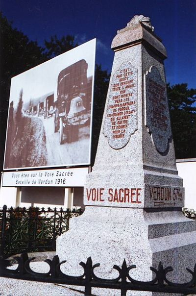 Memorial Start Voie Sacrée