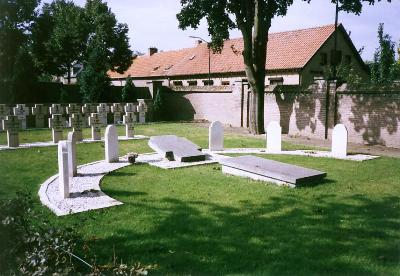 Nederlandse Oorlogsgraven Rooms Katholieke Begraafplaats Alphen