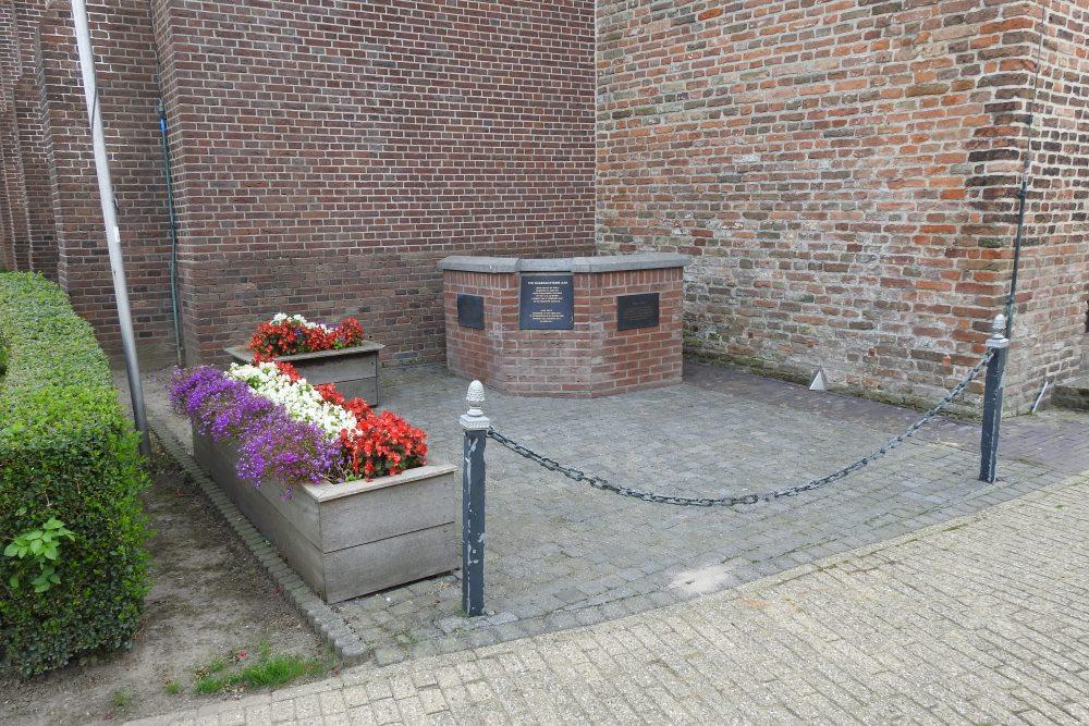 War Memorial Giessenburg