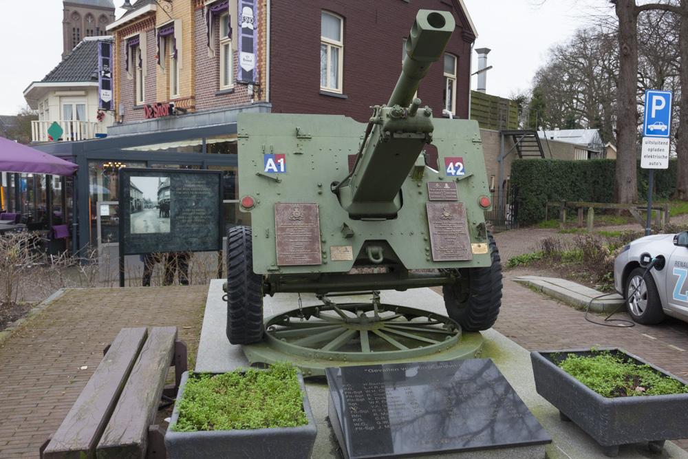 Ordnance QF 25 Pounder Cannon