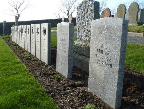 Duitse Oorlogsgraven St Olaf's Cemetery