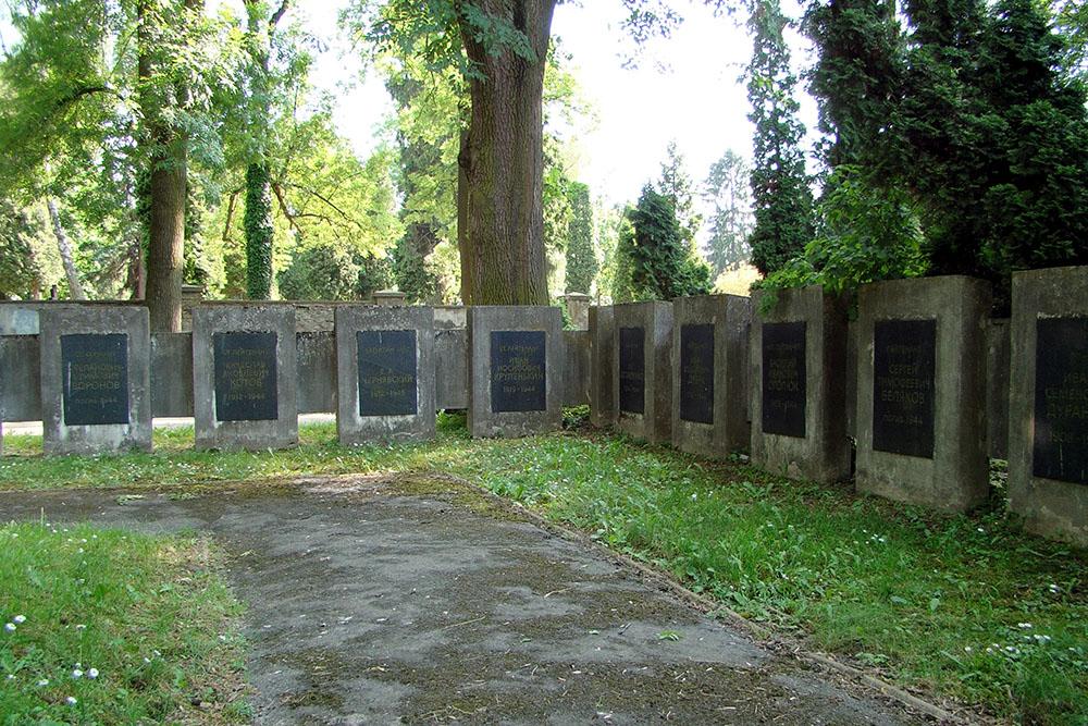 Soviet War Graves ul. Lupa Cemetery