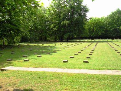 German War Cemetery Beauvais