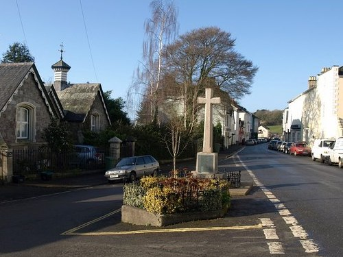 War Memorial Ashburton