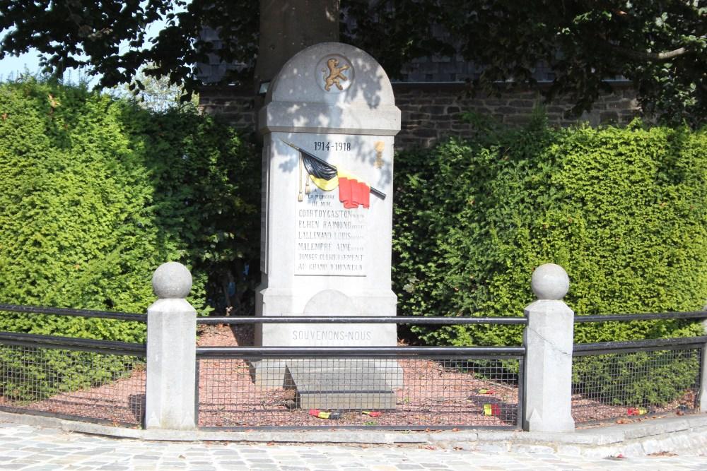 War Memorial Awan
