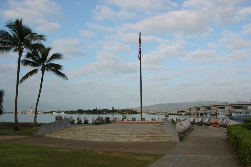Submarine Memorial Pearl Harbor