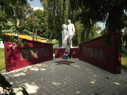 Mass Grave Soviet Soldiers Havronschina