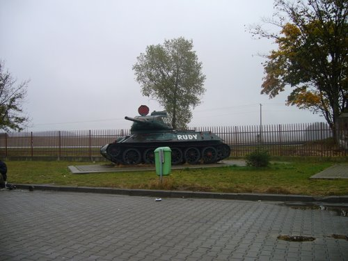 T-34/85 Tank Witramowa