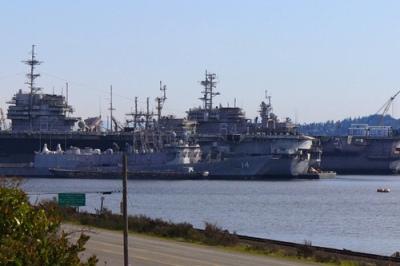 Pacific Reserve Fleet Bremerton