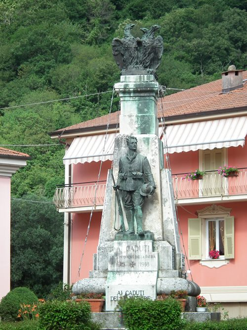 War Monument Varese Ligure