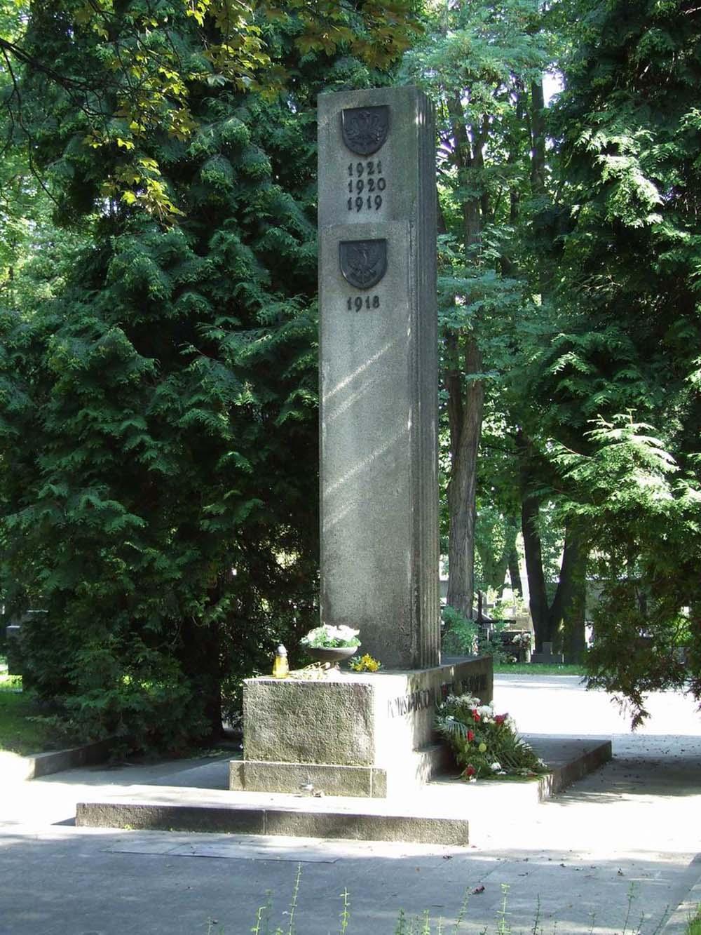 Memorial Insurgents 1918-1921