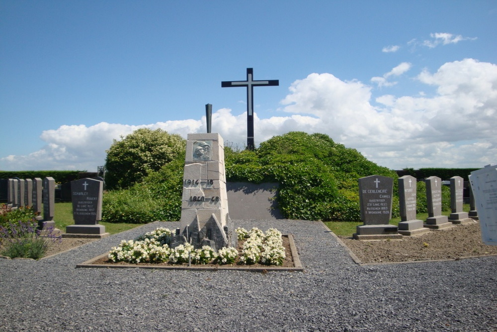 War Memorial Cemetery Wenduine