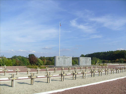 French War Cemetery Retaud