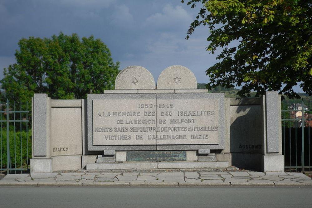 Joods Monument Belfort