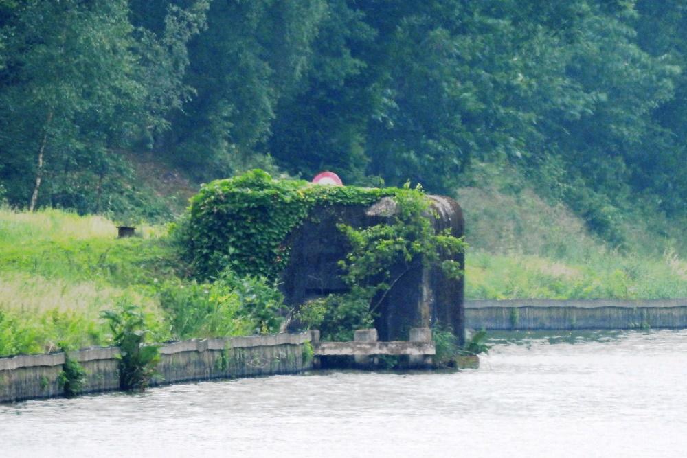 Belgische Bunker Kanaal Bocholt-Herentals