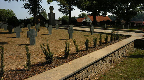 German War Cemetery Ilz