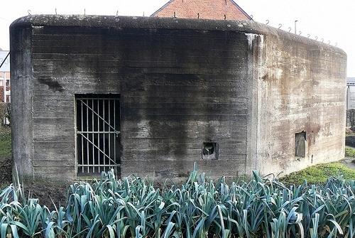 KW-Linie - Bunker L15