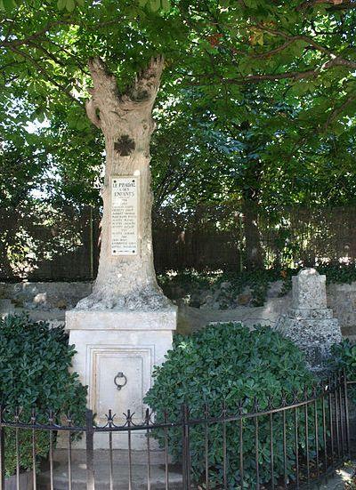 War Memorial Le Pradal