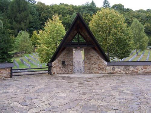 German War Cemetery Hunkovce