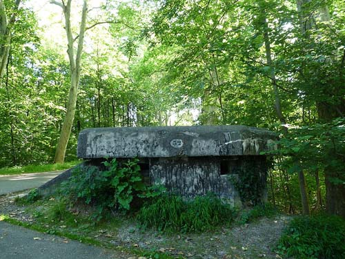 Maginot Line - Casemate Digue de La Robertsau (2)