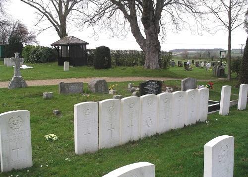 Commonwealth War Graves Kempston Cemetery