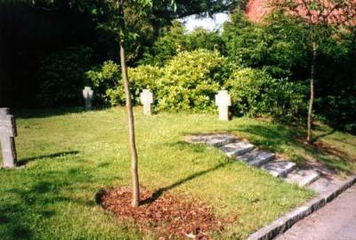 Duitse Oorlogsgraven Kopenhagen-Bispebjerg